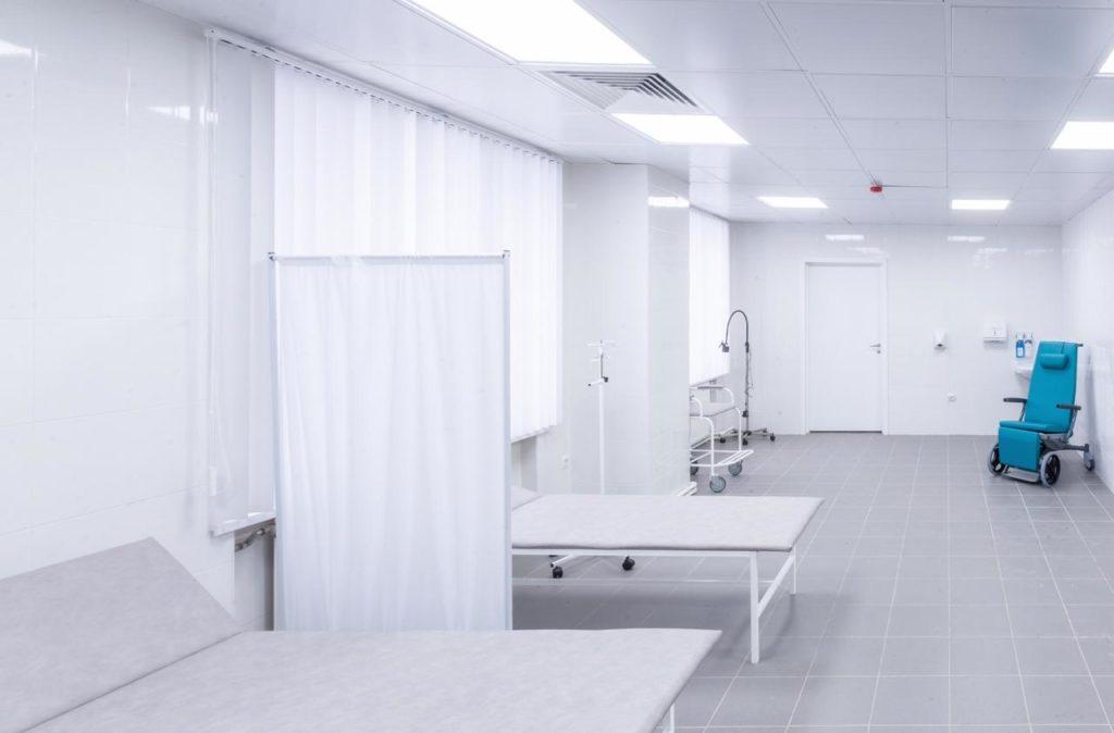 процедурное отделение клиники